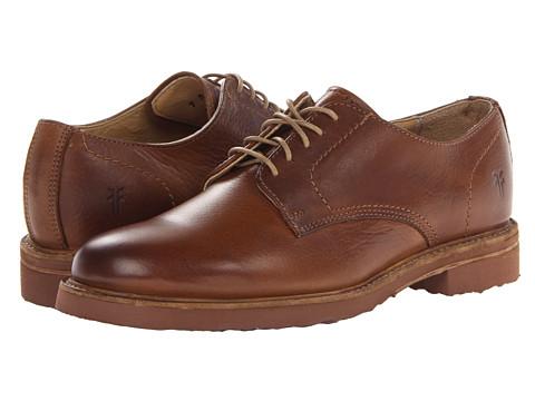 Incaltaminte Barbati Frye Jim Oxford Cognac Soft Vintage Leather