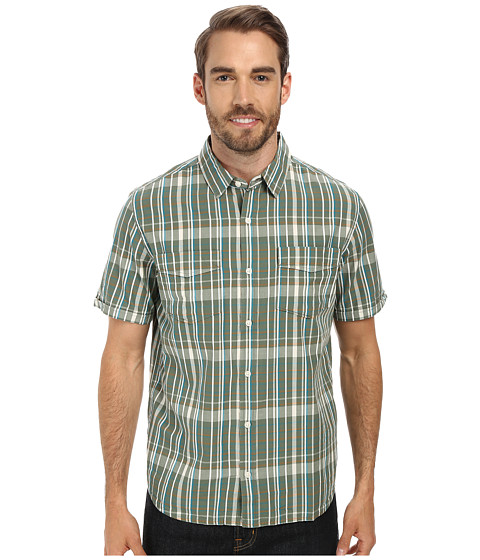 Imbracaminte Barbati ToadCo Sputnik SS Shirt Pinon Pine