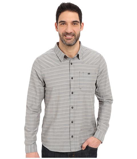 Imbracaminte Barbati ToadCo Wonderer LS Shirt Dark Graphite