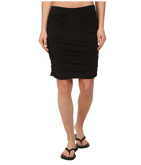Imbracaminte Femei ToadCo Shirred Thing Skirt Black