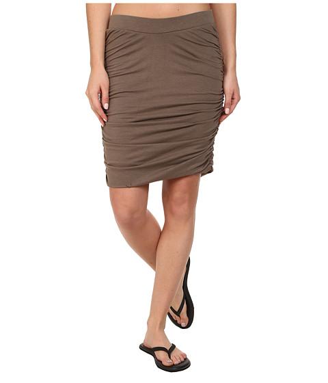 Imbracaminte Femei ToadCo Shirred Thing Skirt Falcon Brown