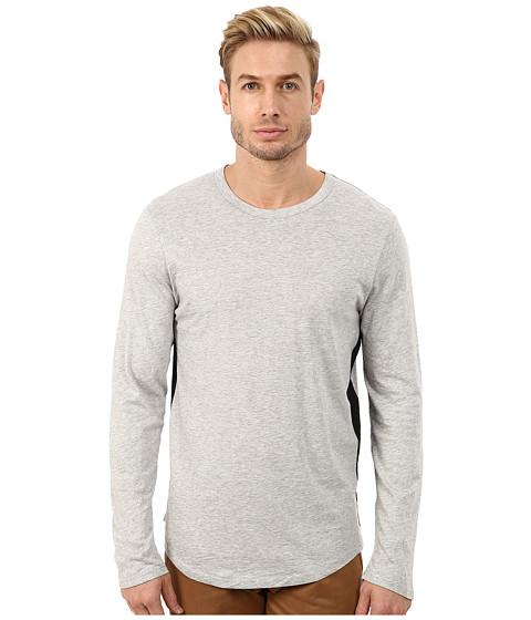 Imbracaminte Barbati Alternative Apparel Cotton Modal Transit T-Shirt Heather Grey