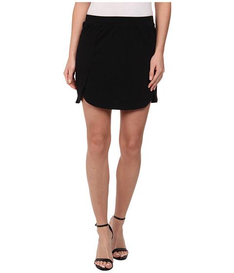 Imbracaminte Femei Alternative Apparel Modal Dolphin Skirt Black