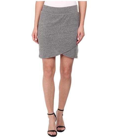 Imbracaminte Femei Alternative Apparel Eco Jersey Wrap Skirt Eco Grey