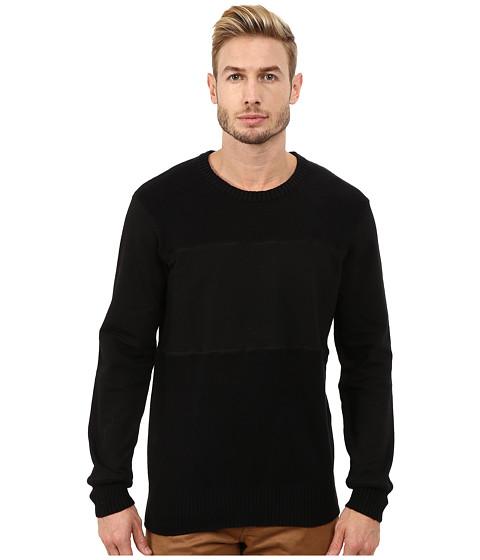 Imbracaminte Barbati Alternative Apparel Seeker Sweater Black
