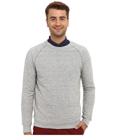 Imbracaminte Barbati Alternative Apparel Jaspe Crew Neck Eco Grey