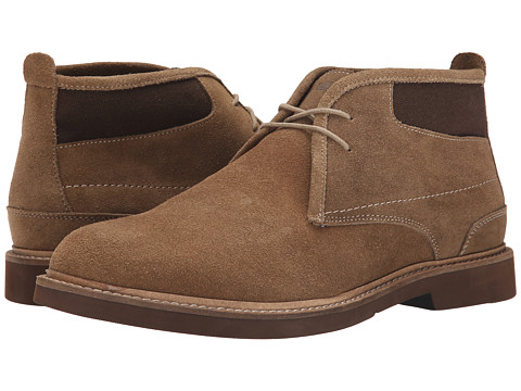 Incaltaminte Barbati Florsheim Bucktown Chukka Boot Mushroom SuedeBrown Canvas