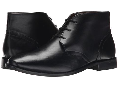 Incaltaminte Barbati Florsheim Montinaro Chukka Boot Black Smooth