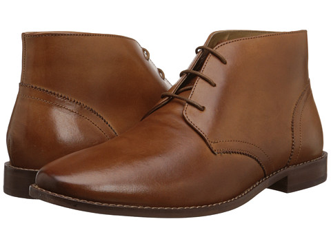 Incaltaminte Barbati Florsheim Montinaro Chukka Boot Saddle Tan Smooth