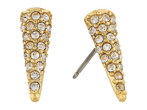 Bijuterii Femei Sam Edelman Pave Spike Stud Earrings GoldCrystal