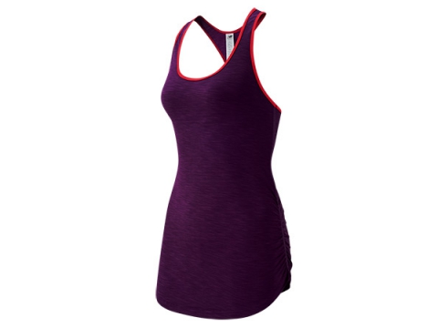 Imbracaminte Femei New Balance Fashion Tank Imperial Purple