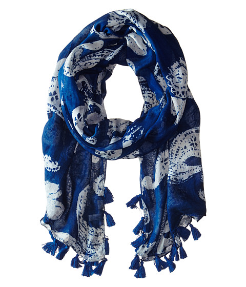 Accesorii Femei Michael Stars Faded Paisley Scarf Ship