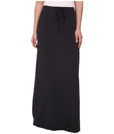 Imbracaminte Femei Michael Stars Modern Rayon Drawstring Maxi Skirt Oxide