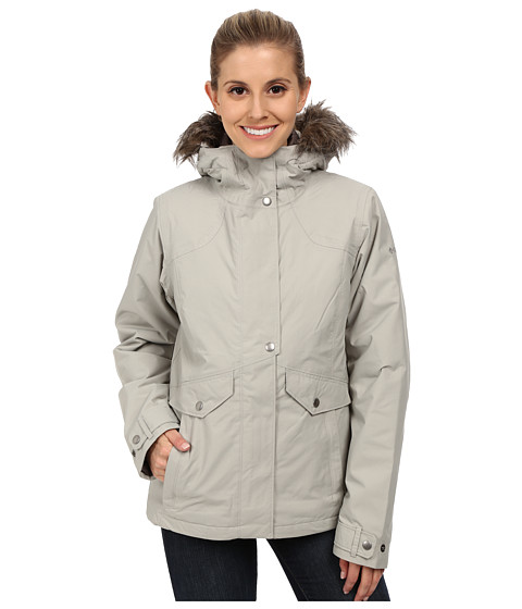 Imbracaminte Femei Columbia Sunset Vistatrade Interchange Jacket Flint Grey
