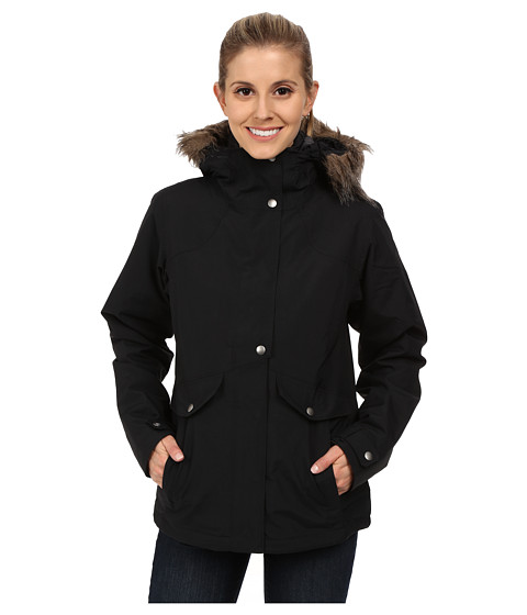 Imbracaminte Femei Columbia Sunset Vistatrade Interchange Jacket Black