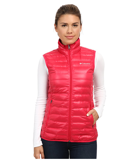 Imbracaminte Femei Columbia Flash Forwardtrade Down Vest Ruby Red