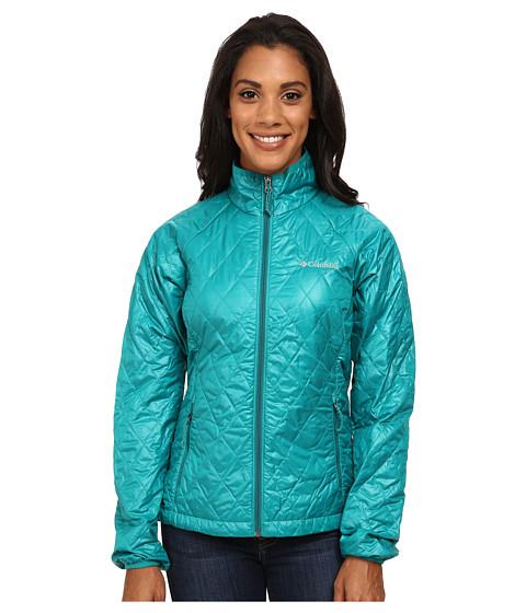 Imbracaminte Femei Columbia Squaw Buttetrade Jacket Emerald