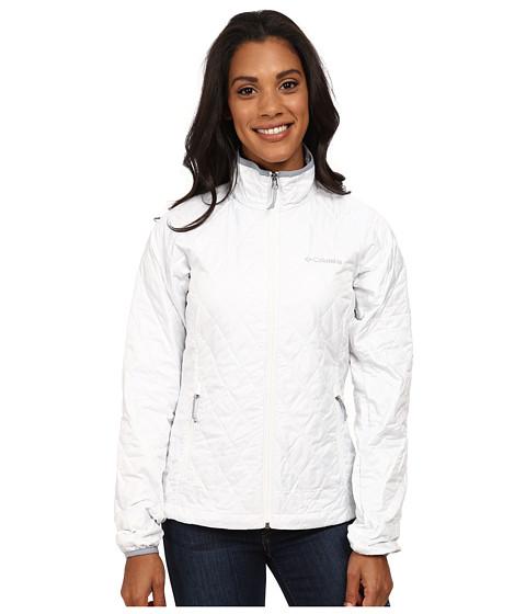 Imbracaminte Femei Columbia Squaw Buttetrade Jacket White