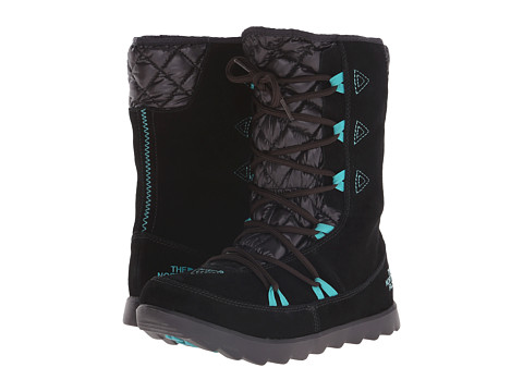 Incaltaminte Femei The North Face ThermoBalltrade Apregraves Bootie TNF BlackKokomo Green (Prior Season)