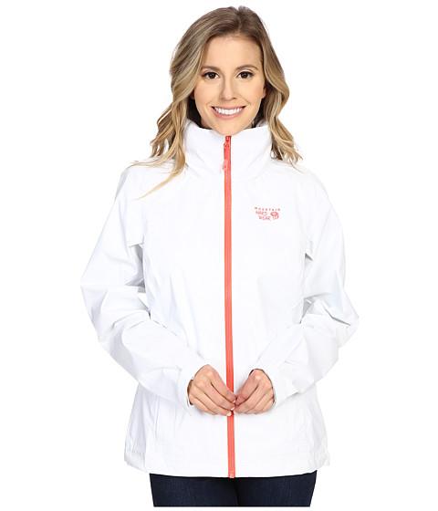 Imbracaminte Femei Mountain Hardwear Plasmictrade Ion Jacket White