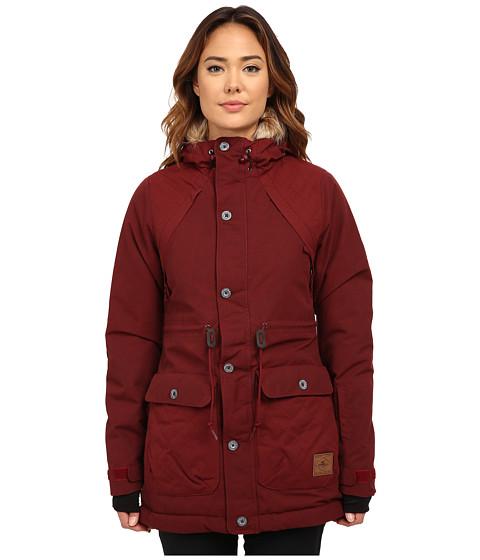 Imbracaminte Femei O'Neill Glaze Jacket Cabernet