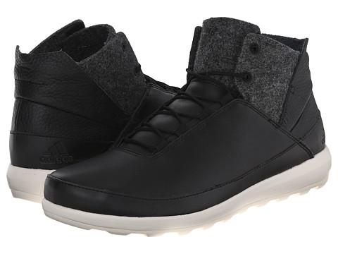 Incaltaminte Barbati adidas Outdoor Zappan II Winter Mid BlackChalk WhiteBlack