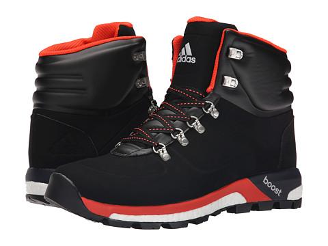 Incaltaminte Barbati adidas Outdoor Boost Urban Hiker CW BlackBold OrangeSolar Red