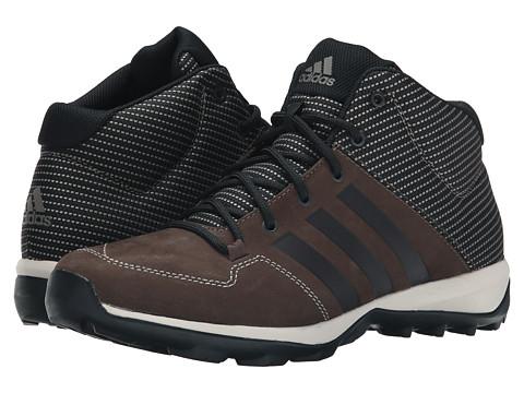 Incaltaminte Barbati adidas Outdoor Daroga Plus Mid Leather BrownBlackSimple Brown