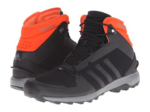 Incaltaminte Barbati adidas Outdoor Fastshell Mid CH BlackVista GreyBold Orange