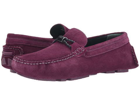 Incaltaminte Barbati Ted Baker Carlsun Dark Purple Suede