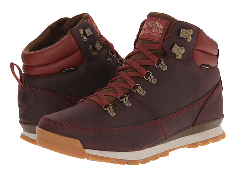 Incaltaminte Barbati The North Face Back-To-Berkeley Redux Leather Brick House RedDesert Palm Brown (Prior Season)