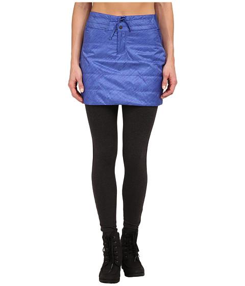 Imbracaminte Femei Mountain Hardwear Trekkintrade Printed Insulated Skirt Bright Bluet