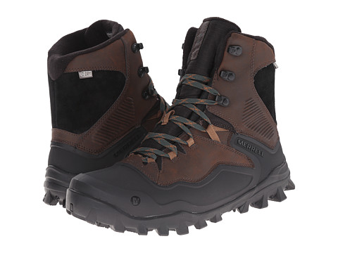 Incaltaminte Barbati Merrell Fraxion Shell 8 Chocolate Brown