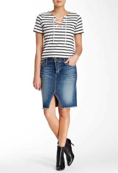 Imbracaminte Femei Joe's Jeans Cutoff Pencil Skirt MAI