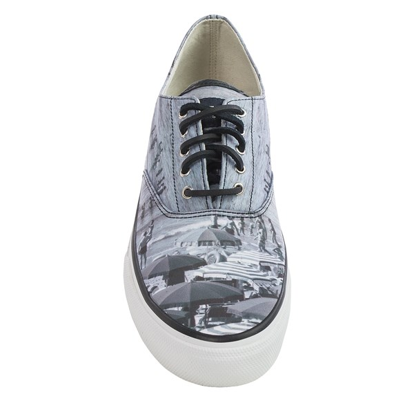 Incaltaminte Barbati Sperry Top-Sider Cloud CVO Cefalu Umbrella Shoes GREY MALIN BLACK (01)