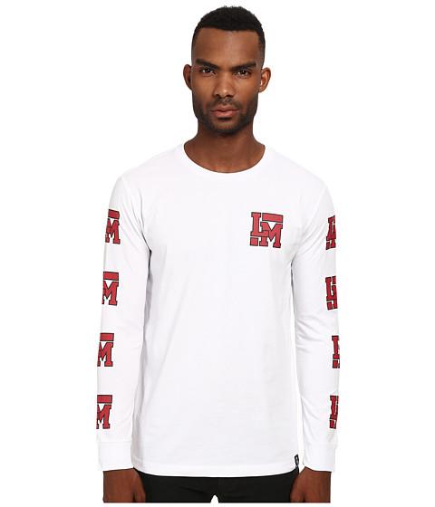 Imbracaminte Barbati LOVE Moschino Regular Fit Long Sleeve Tee White