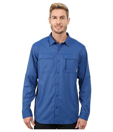 Imbracaminte Barbati Columbia Royce Peaktrade II LS Shirt Marine Blue
