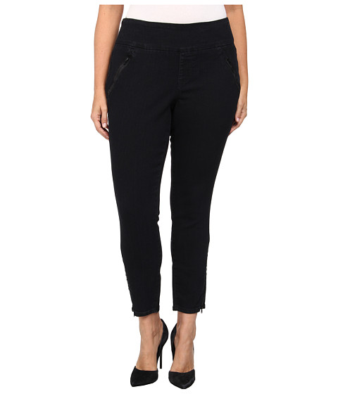 Imbracaminte Femei Jag Jeans Plus Size Stacy Skinny in Black Void Black Void