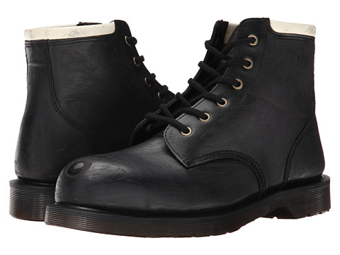 Incaltaminte Barbati Dr Martens Tower Black Scoured Vintage Haircell