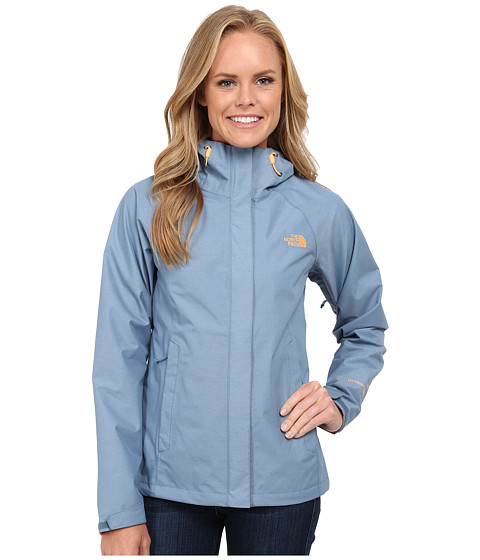 Imbracaminte Femei The North Face Venture Jacket Cool Blue Heather