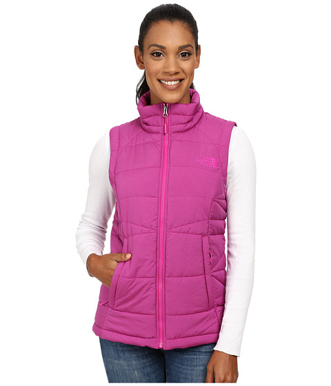 Imbracaminte Femei The North Face Roamer Vest Luminous Pink Heather