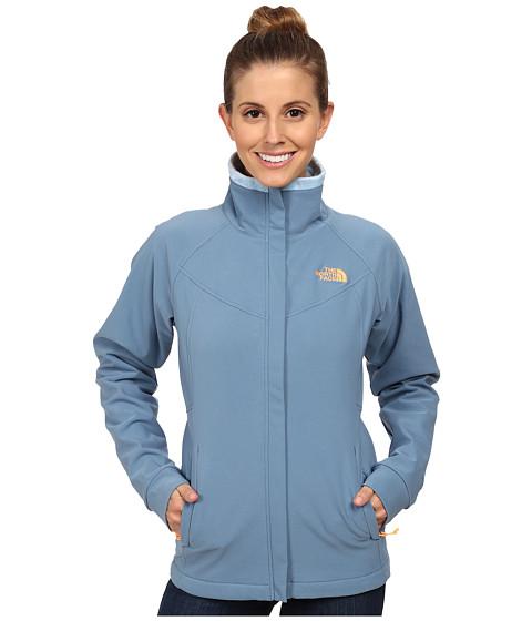 Imbracaminte Femei The North Face Ruby Raschel Jacket Cool BlueCool Blue