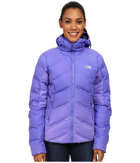 Imbracaminte Femei The North Face FuseFormtrade Dot Matrix Hooded Down Jacket Starry Purple Tri Matrix
