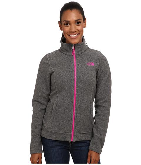 Imbracaminte Femei The North Face Khumbu Jacket Charcoal Grey HeatherLuminous Pink