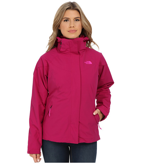 Imbracaminte Femei The North Face Boundary Triclimatereg Jacket Dramatic PlumDramatic PlumDramatic Plum