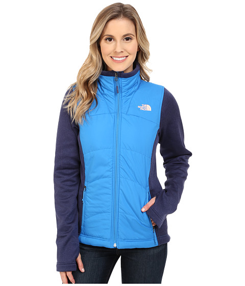 Imbracaminte Femei The North Face Agave Mash-Up Jacket Clear Lake BluePatriot Blue Heather