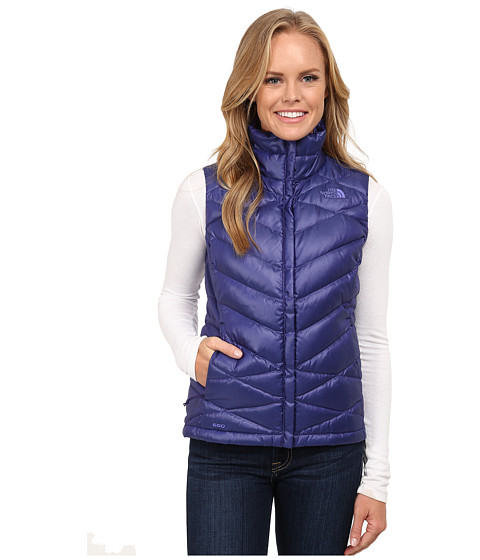 Imbracaminte Femei The North Face Aconcagua Vest Garnet Purple