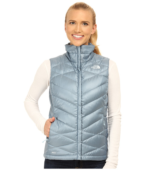 Imbracaminte Femei The North Face Aconcagua Vest Cool Blue