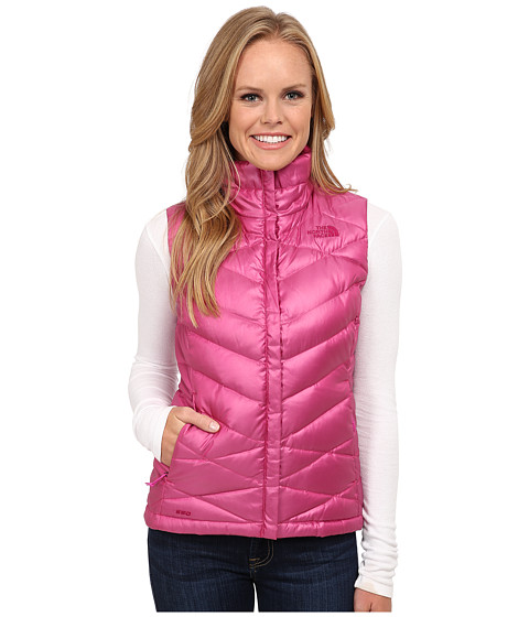 Imbracaminte Femei The North Face Aconcagua Vest Luminous Pink