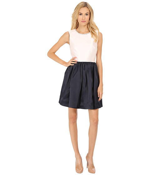 Imbracaminte Femei Kate Spade New York Embellished Fit and Flare Dress Ballerina PinkInk